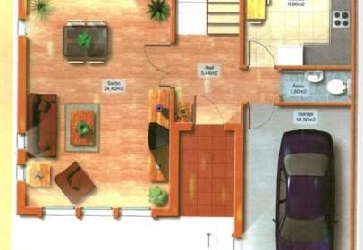 Casa en Cogollos