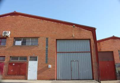Industrial Warehouse in calle del Río Sil