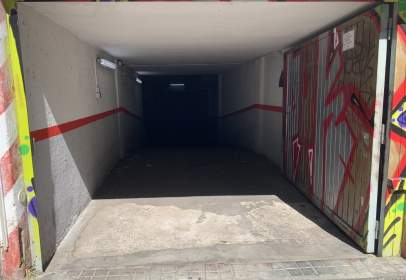Garaje en Paseo de Federico García Lorca