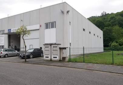 Nau industrial a Parroquias de Oviedo
