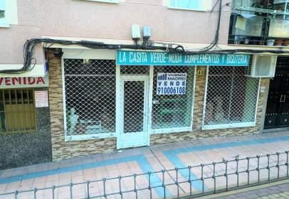 Local comercial a Avenida Ciudades