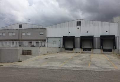 Nave industrial en calle Poligono Industrial Montaverner