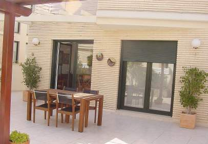 Chalet in calle Boverals