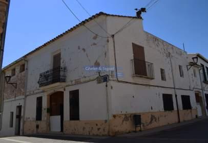 Casa en Alfara de la Baronia