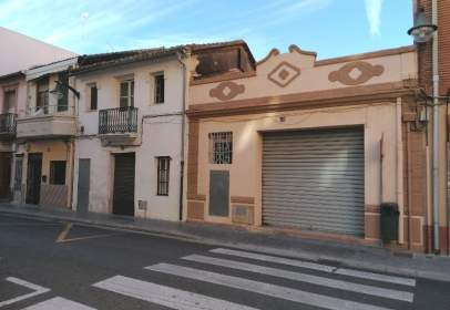 Casa en calle Mayor de Nazaret, nº 40