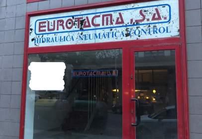Local comercial en Avenida de Pablo Iglesias, cerca de Calle de Cienfuegos