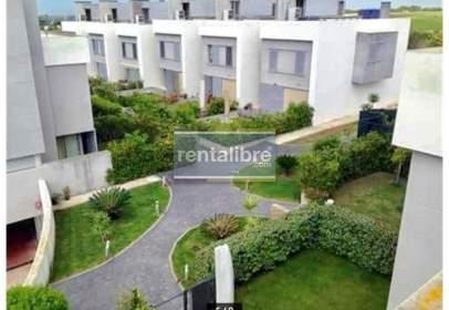 Terraced house in Campo de Golf