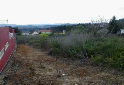 Terreno en calle Meirás