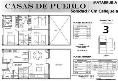 Casa unifamiliar en calle Soledad,  18