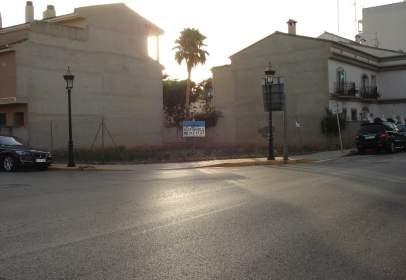 Terreny a calle de Alicante