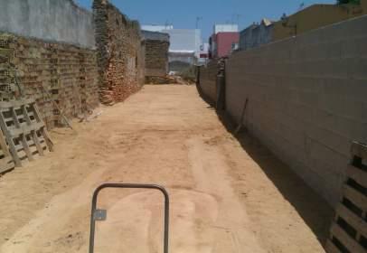 Terreno en calle Vazquez Mella, nº 40