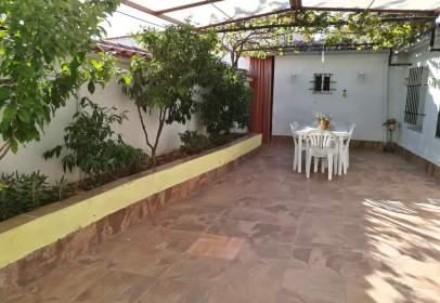 Terraced house in Ronda del Abanico