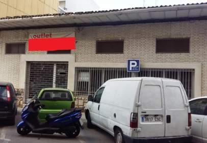Nau comercial a calle del Poeta Miguel Hernández