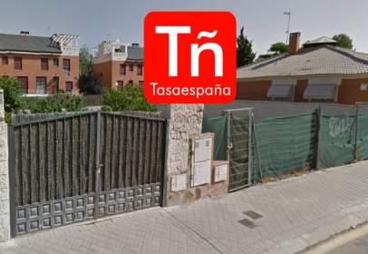 Terreny a calle Illescas