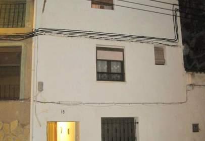 Casa unifamiliar a calle Aguadores