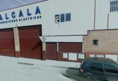 Nave industrial en Avenida de La Frontera, nº 19