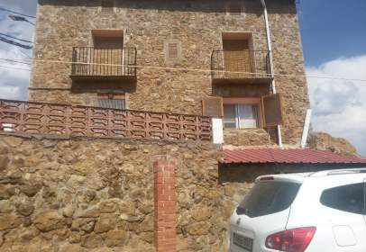 Casa rústica a calle del Horno, nº 8