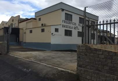 Nau industrial a Polígono Partida El Torres , nº 85
