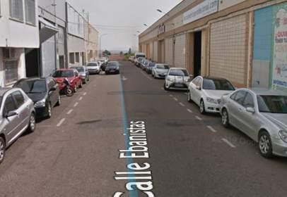 Nau industrial a calle Ebanistas, nº 7