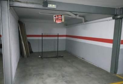 Garaje en Carrer de la Riera, 48