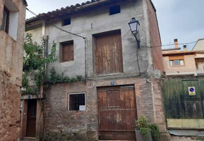 Rustic house in calle del Horno, nº 7