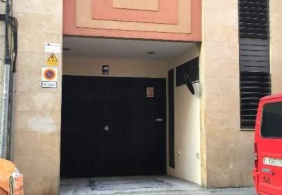 Garaje en Carrer de Robrenyo, nº 25