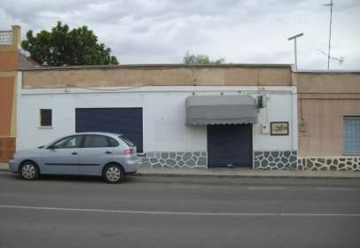 Almacén en Carretera de Mazarrón, nº 128