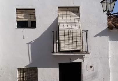 Single-family house in calle del Arzobispo Domínguez, nº 5