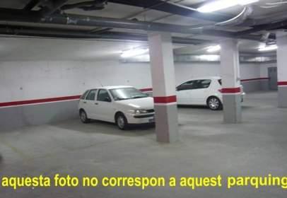 Garaje en Passeig de Ronda