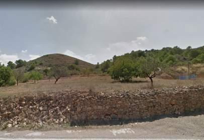 Finca rústica en Perín-La Azohía