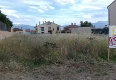 Land in calle de los Palomarejos