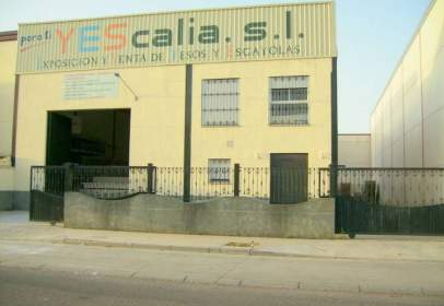 Nave industrial en Polígono El Garrotal, nº 34