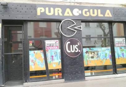 Local comercial en calle de Briviesca, nº 24