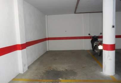 Garatge a calle de Teruel