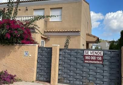 Casa pareada en Carrer Belén