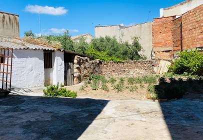 Chalet rústico en calle del Cerro