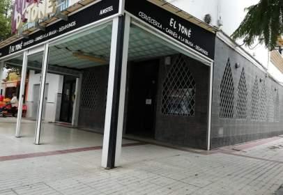 Local comercial en calle de Miguel Hernández, Blo. 6