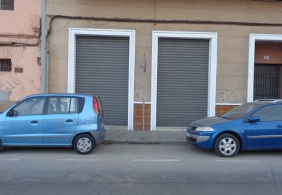 Local comercial en calle de Ibañez Marin, 89