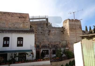 Casa adossada a Albaicín