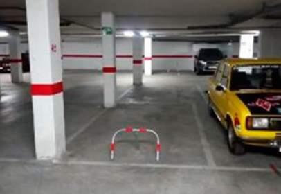 Garage in Camino Moriscos